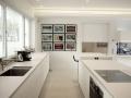 Indirekt- Direktlicht Küche